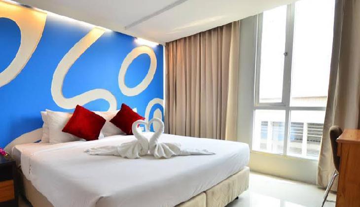 هتل اچ رزیدنس ساتورن