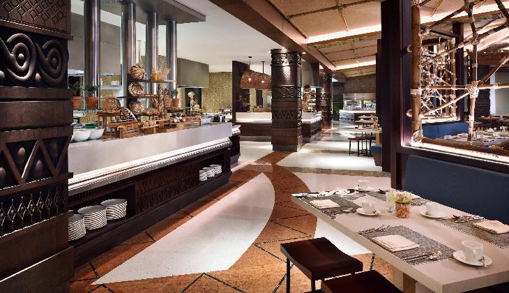 هتل لاپیتا دبی پارک اند ریزورت