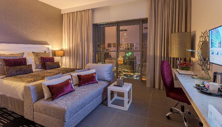 هتل ویندهام دبی مارینا