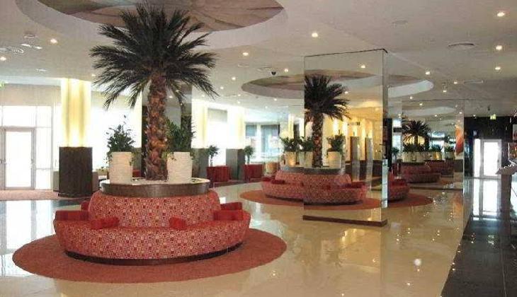 هتل ایبیس البرشا