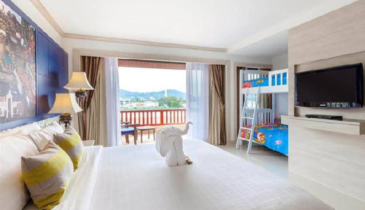 هتل نووتل پوکت ریزورت