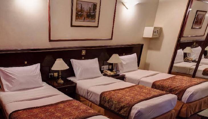 هتل ارکید دبی