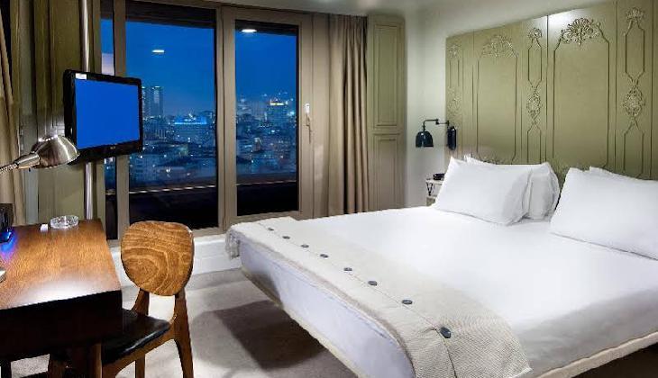 هتل مارمارا شیشلی