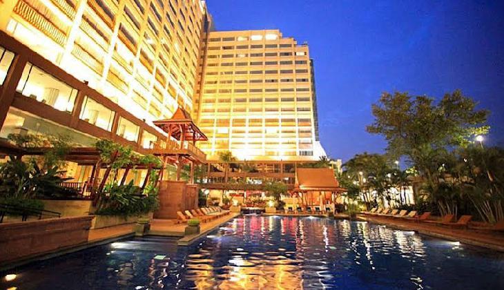 هتل رامادا پلازا منام