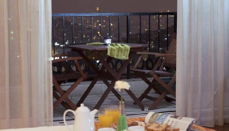 آراک هتل هاربی