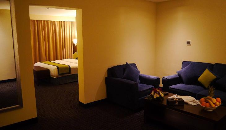 هتل بست وسترن پرمیر مسقط