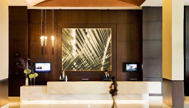 هتل نووتل دیره سیتی سنتر