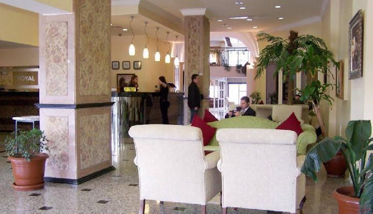 هتل سیتی رویال