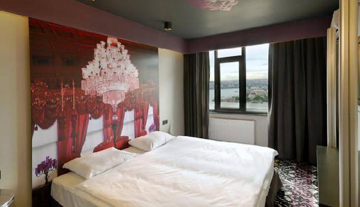 هتل پرا تولیپ سیتی