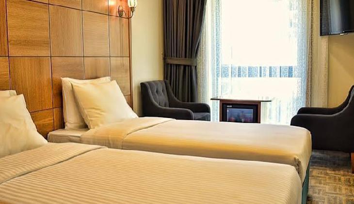 هتل جومبالی پلازا استانبول