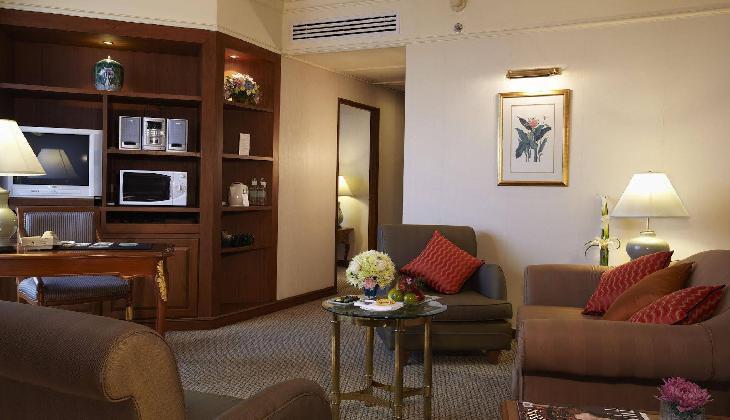 سوئیس هتل لی کنکورد