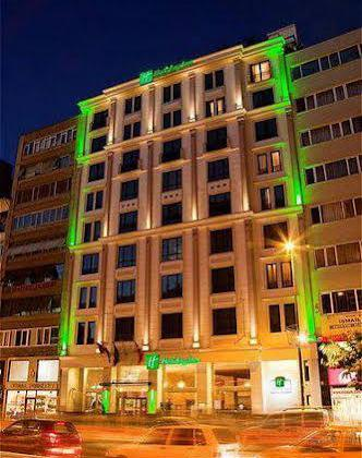 هتل هالیدی این شیشلی استانبول