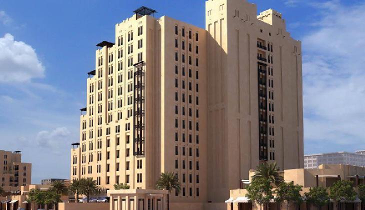 هتل حیات پلیس وصل