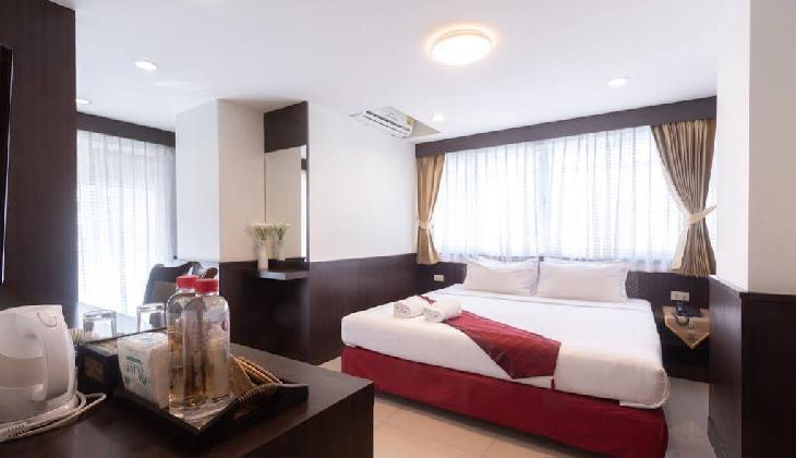 Gusto Pratunam Hotel