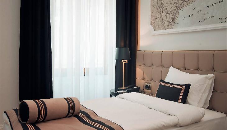 هتل بی وی اس لاش تکسیم