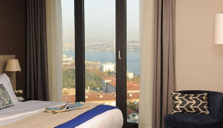 هتل آوانتگارد تکسیم اسکوئر