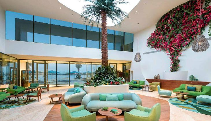 هتل ریتریت پالم دبی ام گالری بای سوفیتل