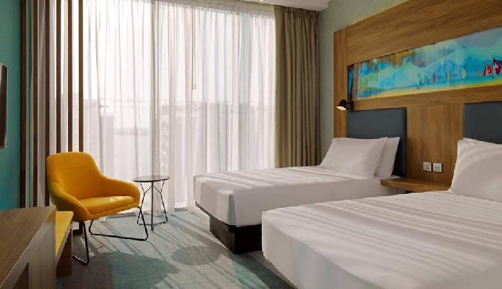 هتل آلوفت پالم جمیرا