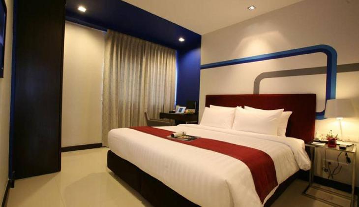 FX Hotel Metrolink Makkasan