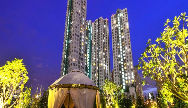 iCheck Inn Residences Sathorn