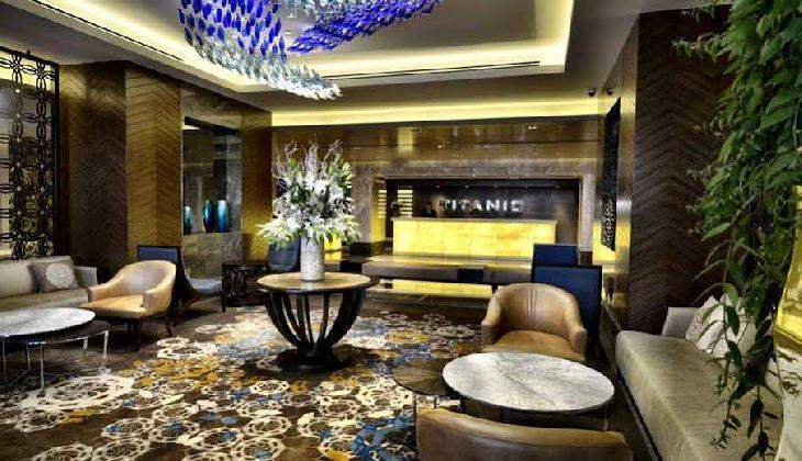Titanic Business Bayrampasa