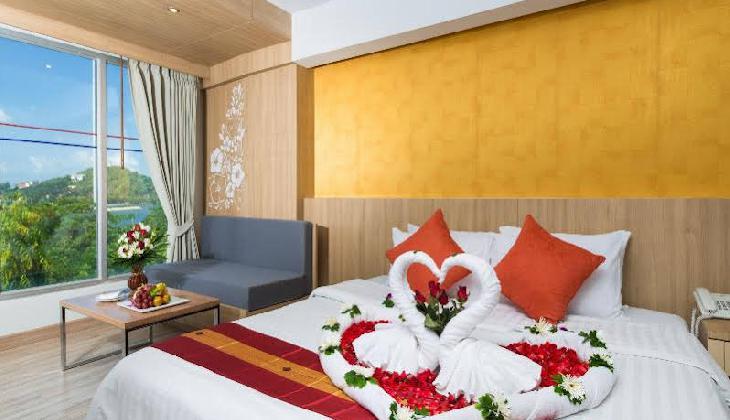 هتل چابا سامویی ریزورت
