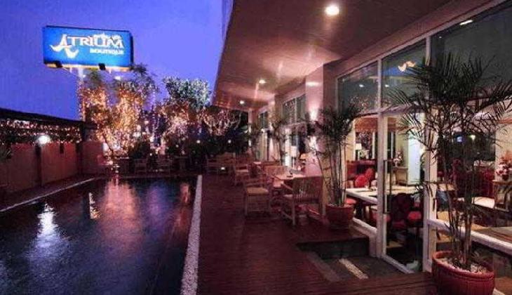 Atrium Boutique Hotel